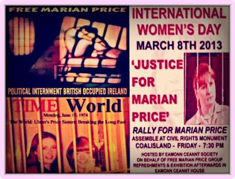 International Women's Day Rally Coalisland
