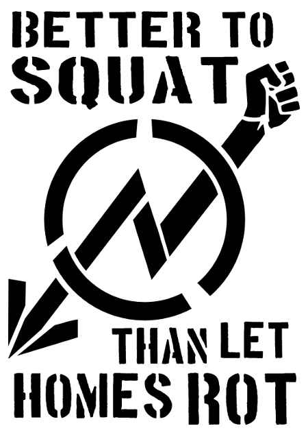 DON'T LET IT ROT, SQUAT!