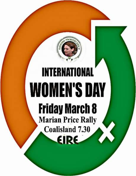 International Women's Day Queen of Ireland
