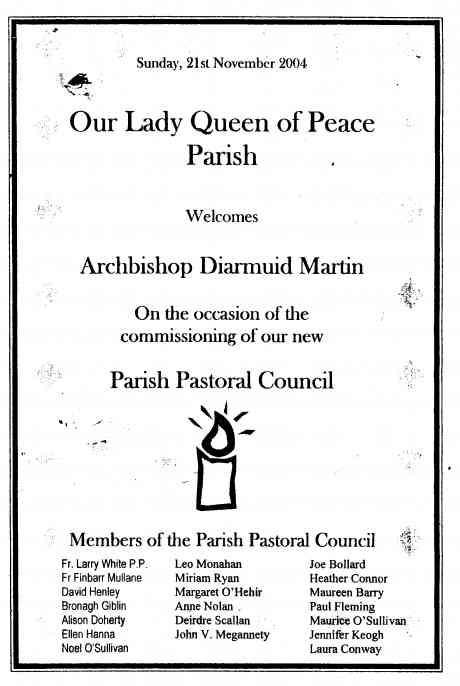 Member of Parish Council before being dismissed