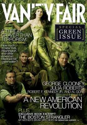 "Vanity fair asks for new US ""green"" revolution"