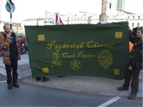 Cork Pagans new banner - snazzy!