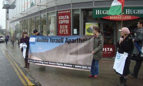 CRH Builds Israeli Apartheid