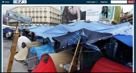 "#spanishrevolution spreading to Italia + ""Spanish Revolution"" solidarity actions around globe"
