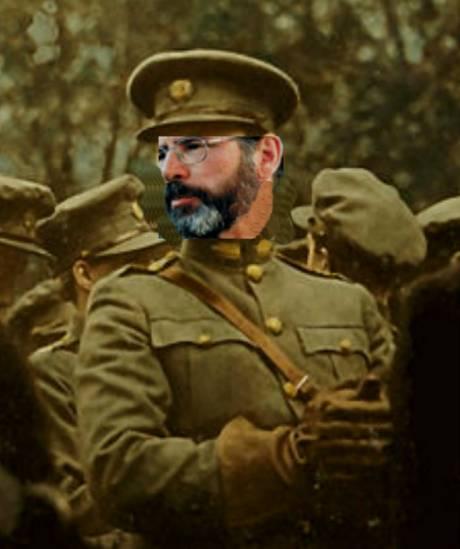 Commander Adams
