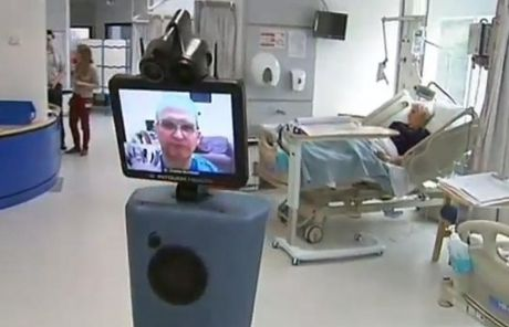 BBC - Hospital Recruits Robot Doctors