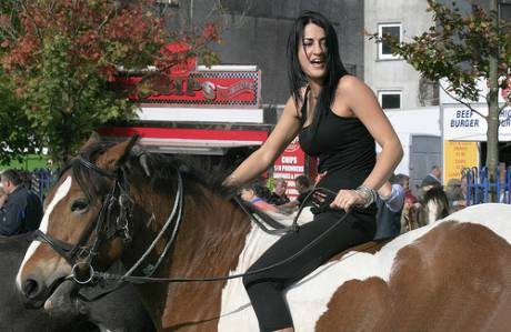 Ballinasloe Fair