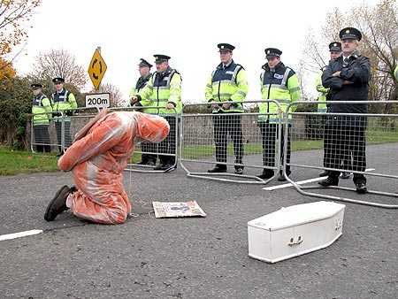The death and torture the Irish Gov't protects