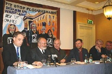 Aengus O'Snodaigh (SF) David Norris (Senator) Tony Gregory (Independent) Dr Ian Atack, Finian McGrath (Independent) And Joe Costello (Labour)