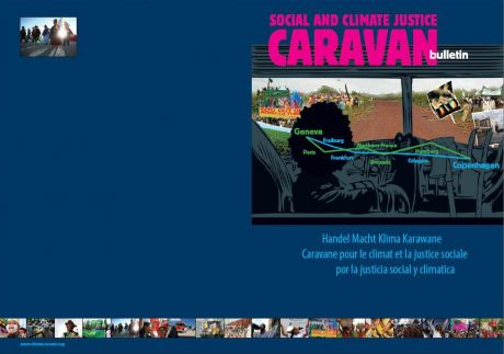 Climate and social justice caravan - reader (excellent 23 pages on trade and climate justice)