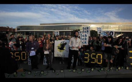 TCK TCK - BCN climate talks get the wake up call