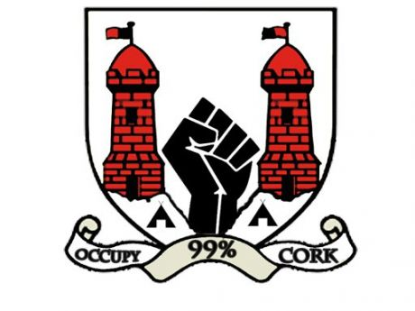 #occupycork On de rebels