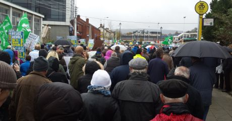 Dundrum says no to water charges