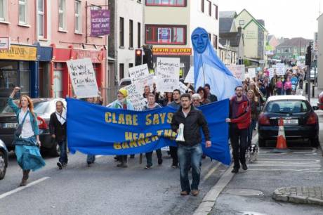 Ennis says no to water charges