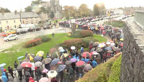 Kilkenny says no to Kenny's water charges