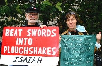 And They Shall Beat Their Swords Into Ploughshares