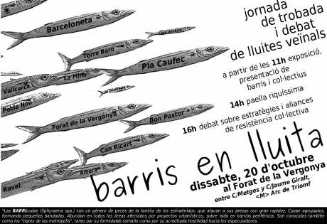 Barrris en lliute: neighbourhoods in struggle (barcelona)
