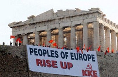 """Peoples of Europe, Rise Up"" Message from Greece has been taken up by France"