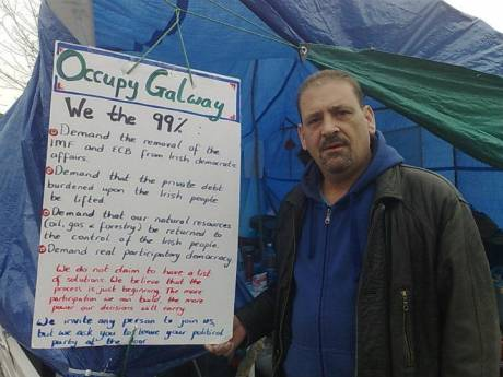 #OccupyGalway: We are the 99%
