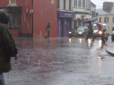 #OccupyGalway: You have to remember, it rains like fuck in the west