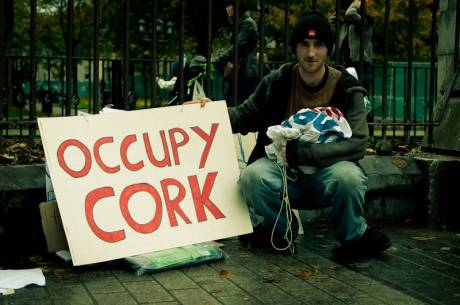 #OccupyCork - Go On De Rebels