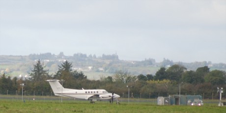 Suspect US military plane at Shannon 14 Oct 2012