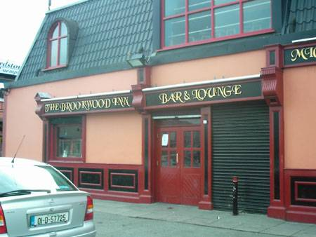 The Brookwood Inn in Corduff, ex-Westies hangout and general all around hard bastard's pub.
