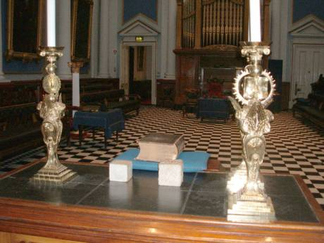 The seat of Masonic Government in Ireland