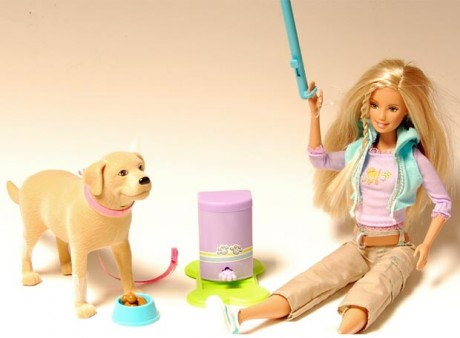 At last Barbie's Dog is deemed unsafe