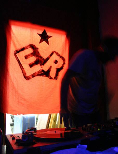 Electronic Resistance: DJ collective, on the decks at the Seomra
