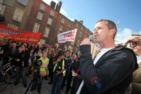 Cllr. Richard Boyd Barrett People Before Profit Alliance
