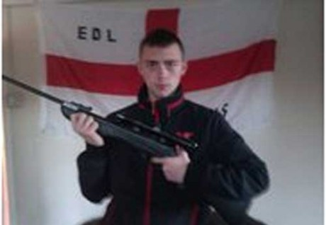 Liam Snaith: Middlesbrough EDL
