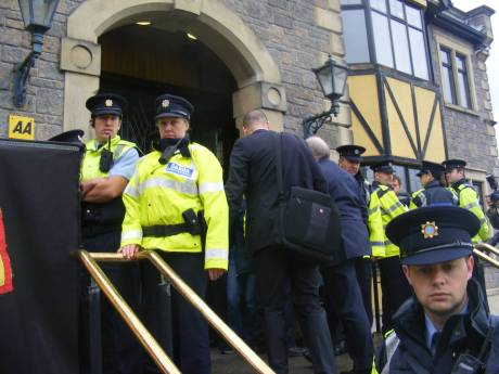 Michael Noonan going in