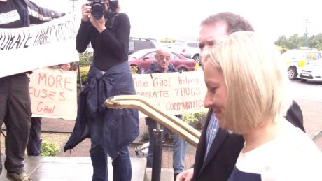 Lucinda Creighton - Minister for European affairs