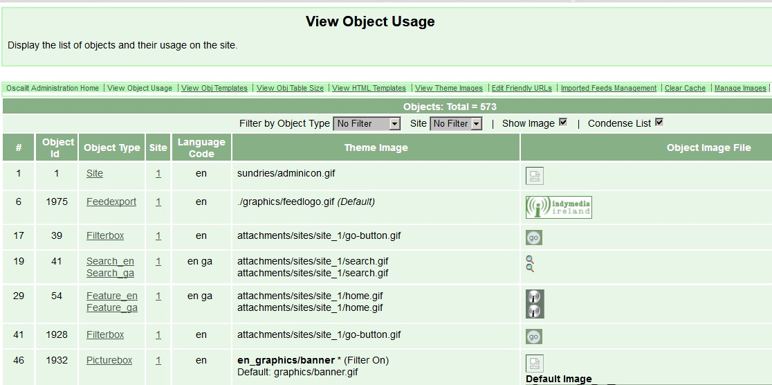 Oscailt 3 x User Guide